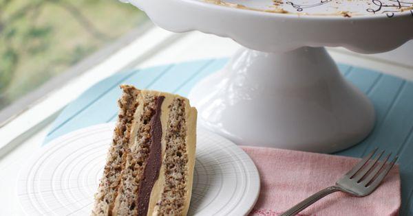 Torta Moka (chocolate y café) y los cupcakes de Navidad ...