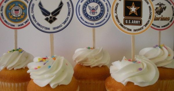 For ryan 39 s welcome home party recipes pinterest for Military welcome home party decorations