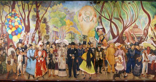 Resultados de la b squeda de im genes de google de http for Diego rivera day of the dead mural