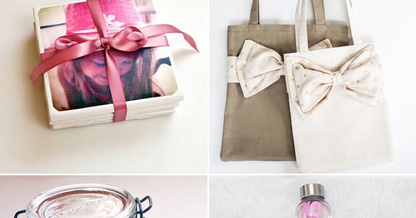 These DIY projects will make perfect bridesmaids gifts.