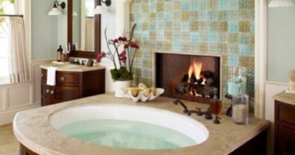 3 The Fireplace Desain Interior Kamar Mandi Utama Rumah