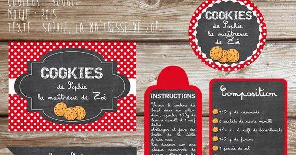 le bocal de survie pour cookies est devenu un classique des petits cadeaux de d pannage quand on. Black Bedroom Furniture Sets. Home Design Ideas