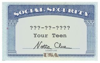 Teach Kids To Memorize Their Social Security Numbers Will Your Kids Be Dumbfounded The First Time They Re Asked How To Memorize Things Teaching Kids Teaching