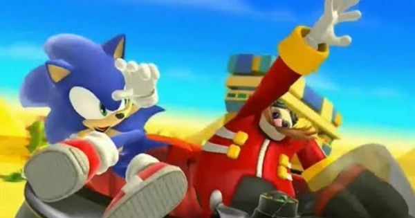 Sonic Lost World Cutscene English Betrayal Of The Deadly Six Sonic Sonic Boom Eggman