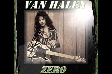 van halen zero full album 1977 music love it pinterest van album and zero. Black Bedroom Furniture Sets. Home Design Ideas
