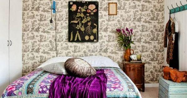 Ma s lection d co de la semaine 37 semaine chambres et for Decoration murale 974