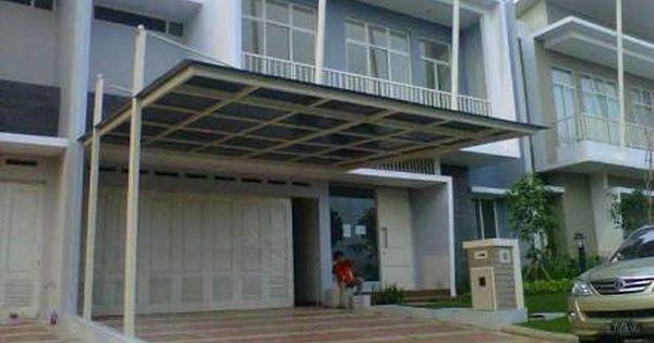 Hasil Gambar Untuk Kanopi Gantung Minimalis Surabaya Minimalis