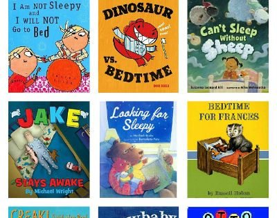 Collage Details - 33 Kids Book Lists - Books for everything you