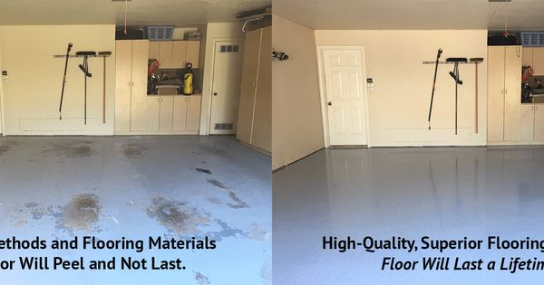 Classic Finish Buckeye Color Get A Free Estimate Today At Https Garagefloorsdfw Com Utm Content Garage Floor Epoxy Garage Floor Coating Flooring Contractor