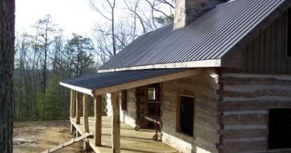 14x24 In The Black Hills Outdoor Comfort Porch Roof Backyard Patio
