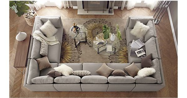 My idea of a perfect living room set
