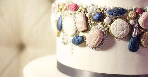 future birthday cake
