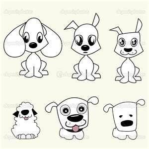 Cartoon Dog Drawings Yahoo Image Search Results Cartoon Dog Drawing Dog Drawing Cartoon Dog