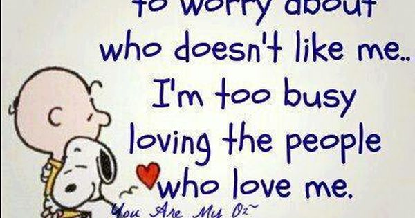 Charlie Brown snoopy love quote | Quotes at Repinned.net