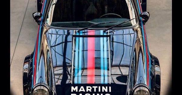 Porsche Martini RSR