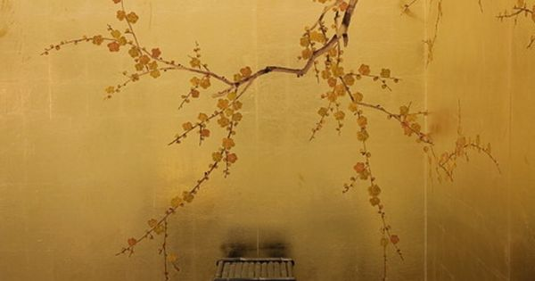 Silk Wallpaper Chinese Style Wall Japanese Style Wallpaper