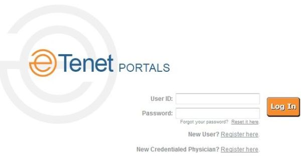 Www Etenet Com Etenet Login To Access Useful Online Resources Tools Online Resources Health Care Portal