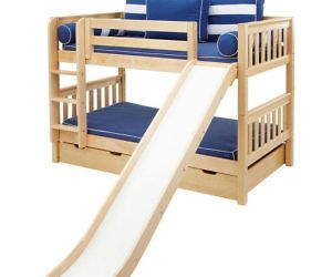 Slide Down Bunk Bed Cool Bunk Beds Bunk Bed With Slide Bunk Beds