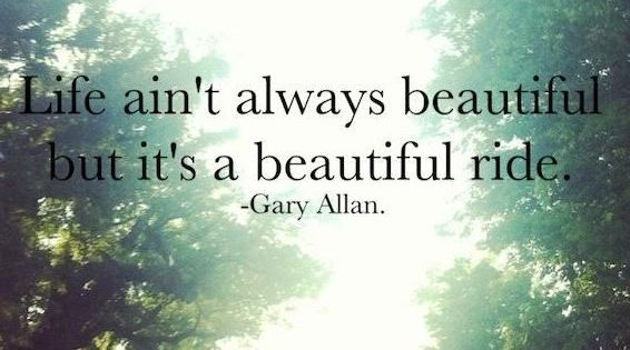 Song quote by Gary Allan