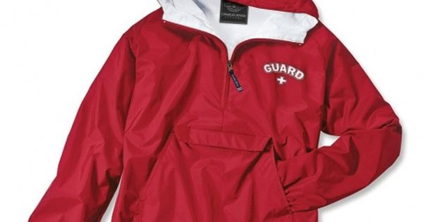 guard pullover jacket  34 00