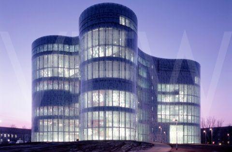 Library of the brandenburg technical university in cottbus for Design hotel brandenburg