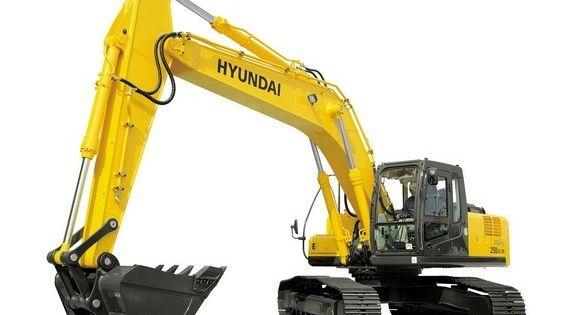 Hyundai R250lc 7 Crawler Excavator Service Manual Hyundai Excavator Hyundai Motor