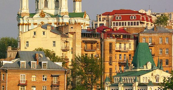 Kyiv - such an amazing city...filled with delights and great people.