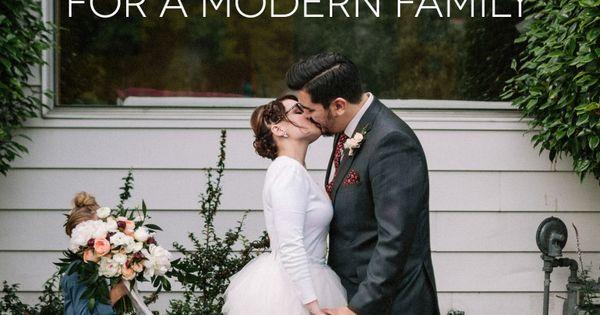Wedding Officiant Speech Ideas: A Sample Wedding Ceremony Script For A Modern Family