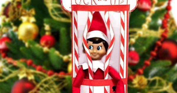 Elf on the shelf kissing booth free printable don 39 t for Elf on the shelf chocolate kiss
