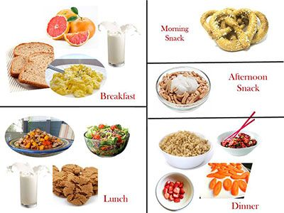 healthy 1600 calorie diet menu