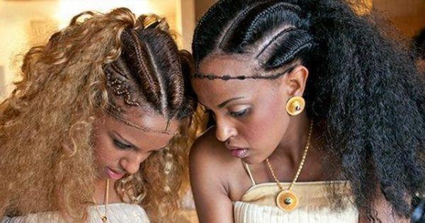 Ethiopian Braids Goddess Braids Hairstyles Ethiopian Braids
