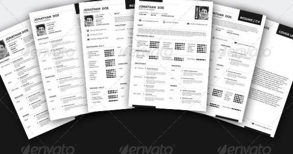 Pro Resume 5 Layouts Set Http Graphicriver Net Item Pro Resume 5 Layouts Set 3604898 Wt Ac Portfolio Wt Seg 1 Portfolio Wt Z Author Somethingdesign Ref Somet