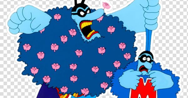 Paul George Chief Blue Meanie Blue Meanies Beatles Animation Film Character Artist Transparent Yellow Submarine Art Blue Exorcist Anime Beatles Fan Art