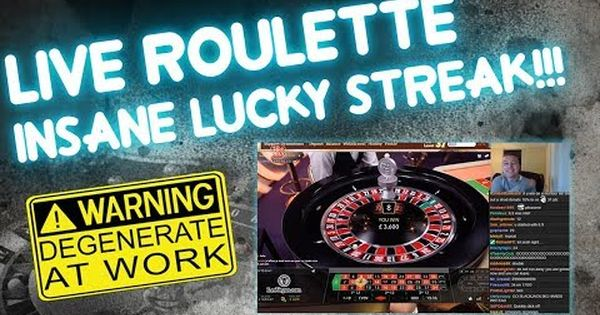 Crazy Roulette Luck From Live Stream Roulette Luck Graphic Card