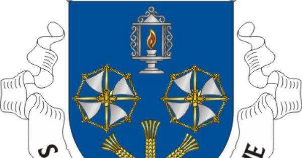 Wappen Von Santa Luzia Wappen Familienwappen Und Emblem