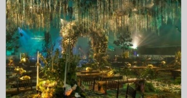 Bayou Themed Reception This Is Stereotypical And Not Like