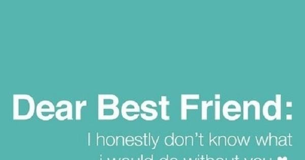 Girly Best Friend Quote about Best Friend Forever - quoPic.
