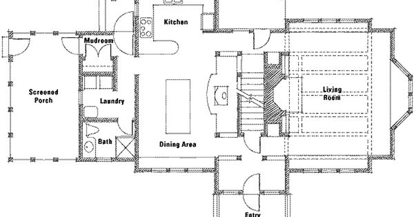 Floor plan for laundry bath and mudroom home plans for House plans with mudroom