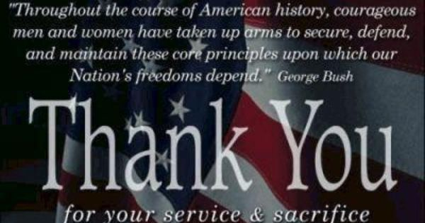 Pin by Joyce Jacobsen on Military Quotes | Veterans day quotes, Happy  veterans day quotes, Memorial day thank you