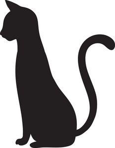 Free Cat Silhouette Clip Art Image Clip Art Silhouette Craft I Clipart Best Clipart Best Black Cat Silhouette Cat Quilt Silhouette Clip Art