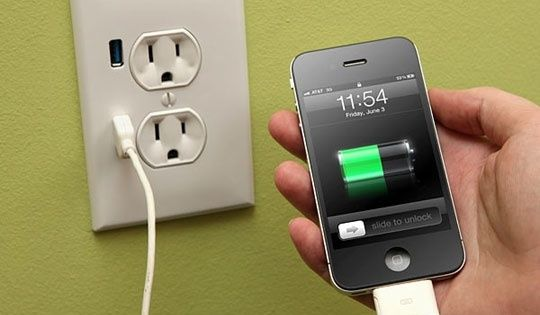 Great idea - USB Wall Plate Charger - Upgrade a Wall Outlet