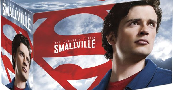 Smallville. So Excited For The Final Season To Come On DVD