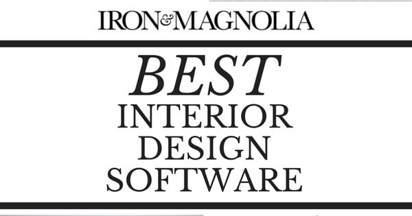 Interior Design Software For The Coolest Designers Create Floor Plan Mood Boards And Software