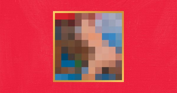 Lost In The World A Song By Kanye West Bon Iver On Spotify Achei Tri In 2020 Beautiful Dark Twisted Fantasy Kanye West Album Cover Rap Album Covers