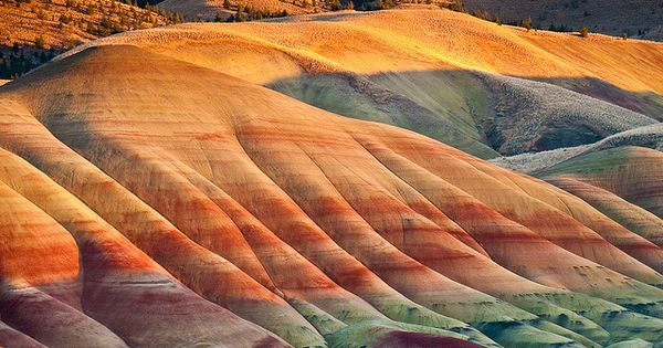 Painted Hills, John Day Fossil Beds National Monument, OR - Bucket list