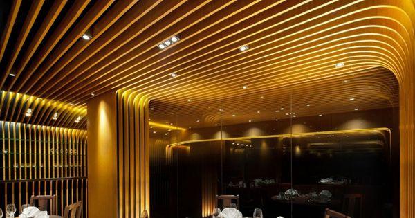 Chinese Restaurant Design Modern Interior Design