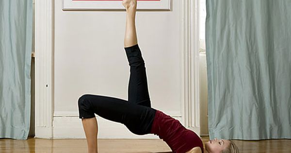 Get Abs in Weeks with this Yoga Workout! by womenshealth: Eight yoga
