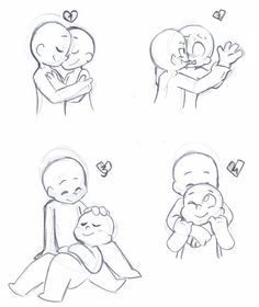 Chibi Couple Reference Poses Chibi Drawings Drawing Base Art Reference Photos