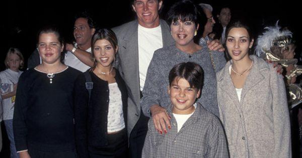 31 Celebrities On Their First Red Carpets Compared With Now Robert Kardashian Kardashian Family Kardashian