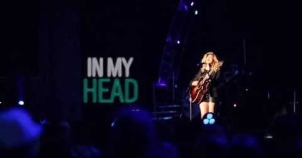 All In My Head Tori Kelly Lyric Video Youtube Tori